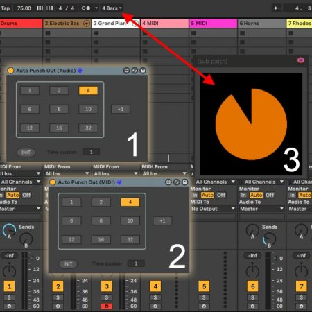 Ultimate Looping Package for Abelton Live Suite