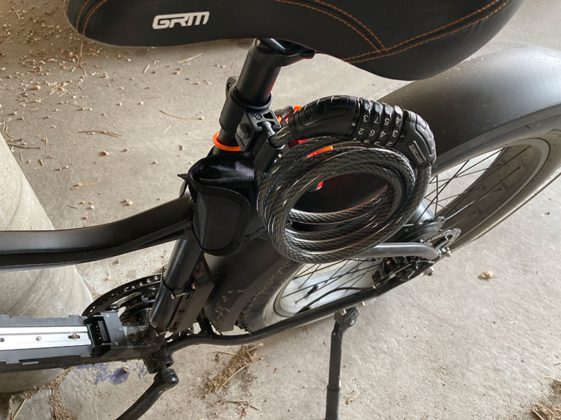 Best Compact eBike Lock Solution for Day Use